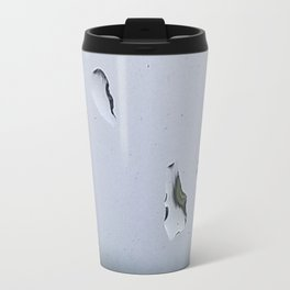 Raindrops like teardrops Travel Mug