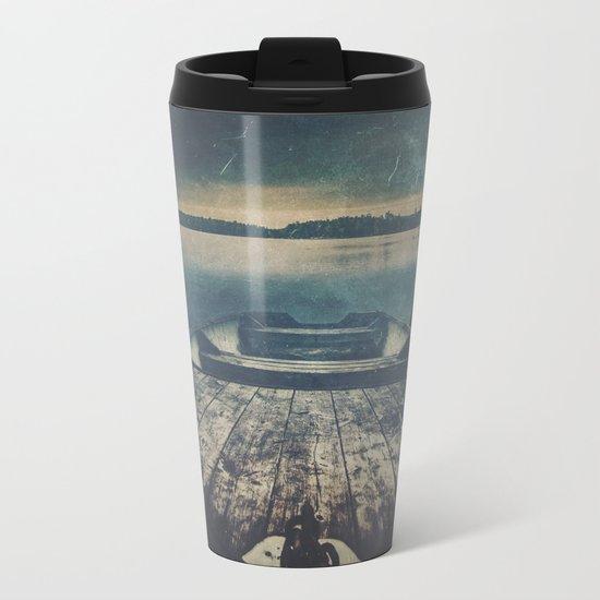 Dark Square Vol. 9 Metal Travel Mug