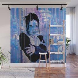 Björk Wall Mural