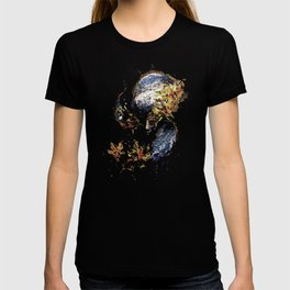 Venetian Mask Blue Devil T-shirt