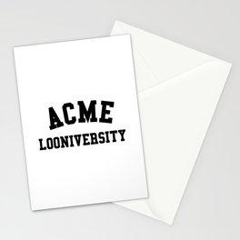 Acme Looniversity Stationery Cards