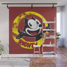 Righty-O Wall Mural