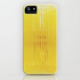 Spaghetti art, LACMA iPhone Case