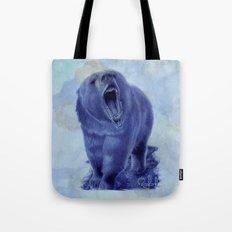 So bear your teeth Tote Bag