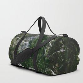 Broken nature 1 Duffle Bag