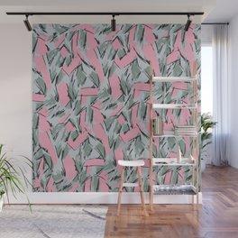 Hopper Pattern Wall Mural