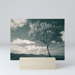 Lonely Tree Mini Art Print