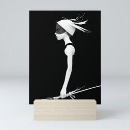 Cas Mini Art Print