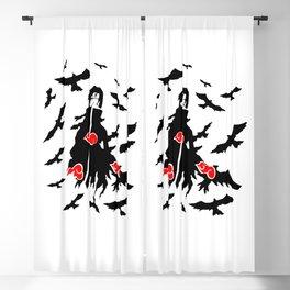 Akatsuki Member Blackout Curtain