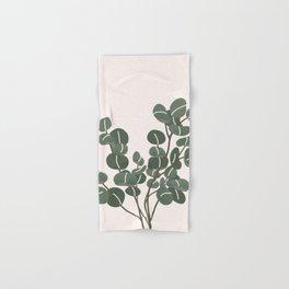 Little Eucaliptus Hand & Bath Towel