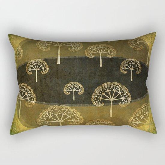 Circle of Trust Rectangular Pillow