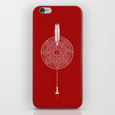 cupid's arrow iPhone & iPod Skin