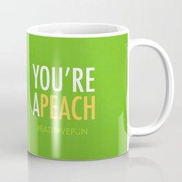 You're a Peach Coffee Mug