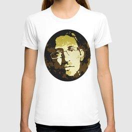 EDWARD SNOWDEN quOte T-shirt