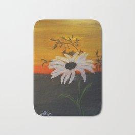 Sunrise Flower Bath Mat
