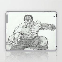 Hulk Smash. Laptop & iPad Skin