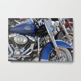 Harley Metal Print