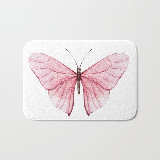 Butterfly 03 Bath Mat