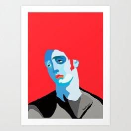 Sadness Art Print