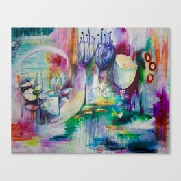 Transformative Growth Canvas Print