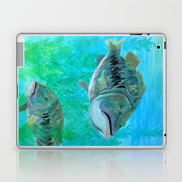 Bass Pairs Laptop & iPad Skin