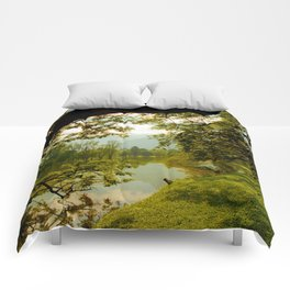 Breezy spring Comforters