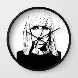 Debbie Harry Wall Clock
