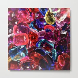Aldo Jewels! Metal Print