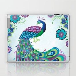 Flaunting It Peacock Laptop & iPad Skin