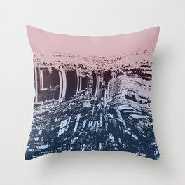 Naples Throw Pillow