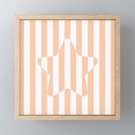 Star Stripes Framed Mini Art Print