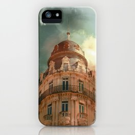 Montpellier  - France iPhone Case