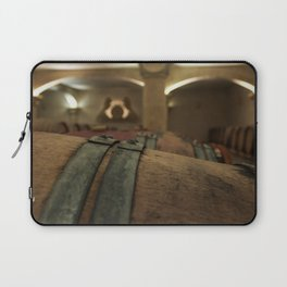 French Wine Cellar Laptop Sleeve