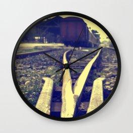 break up darling Wall Clock