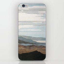 Salton Sea Landscape iPhone Skin