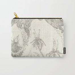 Plants Carry-All Pouch
