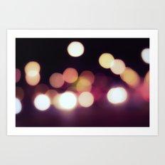 Sweet Sparkles Art Print