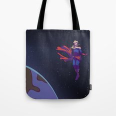 Where I Feel Most At Home Tote Bag
