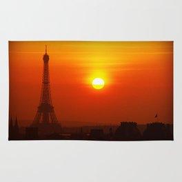 Red Paris Rug