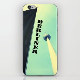 Berliner Tower iPhone Skin