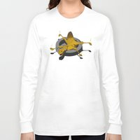 camel Long Sleeve T-shirts featuring Camel by 2mzdesign