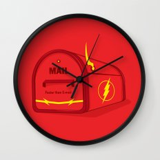 Faster than E-mail Wall Clock