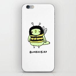 Bumblebird iPhone Skin