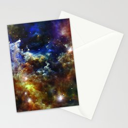 Cradle of Stars Stationery Cards