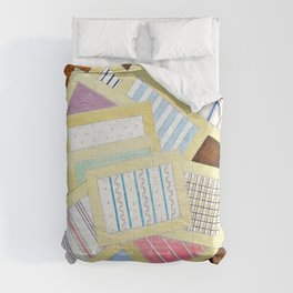 Charles Demuth - Spring - Digital Remastered Edition Comforters
