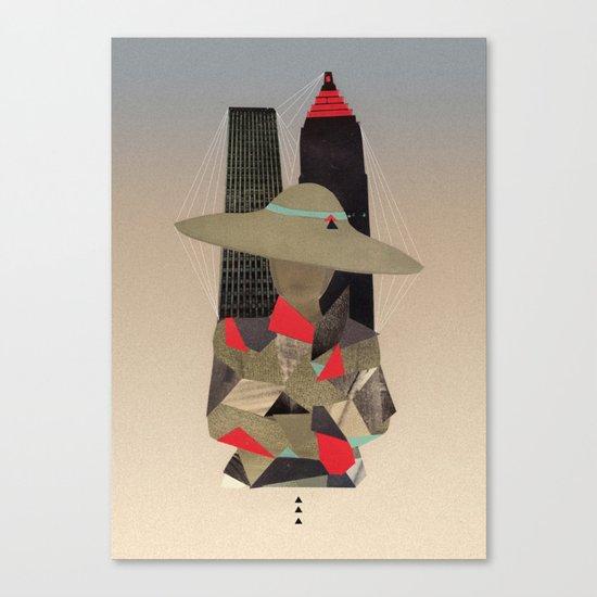 beacon Canvas Print