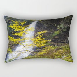 The summer ends  Rectangular Pillow