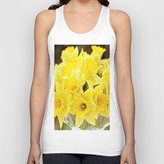 Daffodils Unisex Tank Top