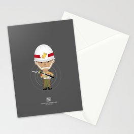 Honor Guard - ZQ Drill Stationery Cards