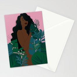 Naturist III Stationery Cards
